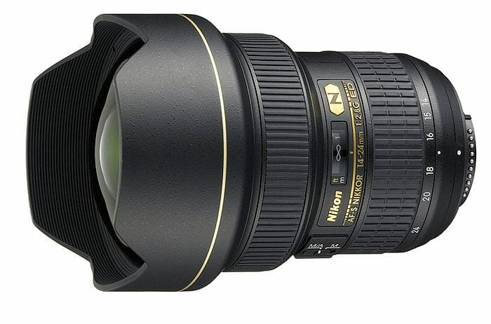how to read a camera lens example