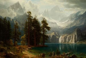 color-theory-photography-albert-bierstadt-example