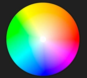 RGB Color Wheel for Photography, Lightroom, and Photoshop